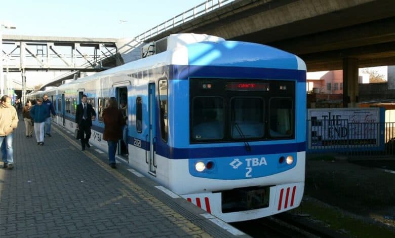 Desde el lunes cambia el cronograma de horarios en el Tren Sarmiento 2