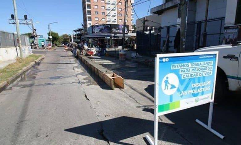 Ya no se podrá cruzar más las vías por la calle Juncal 1