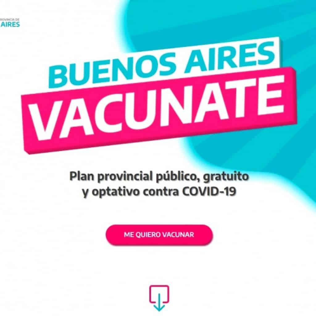 Provincia de Buenos Aires: Como hacer para recibir la vacuna si perdiste el turno 2