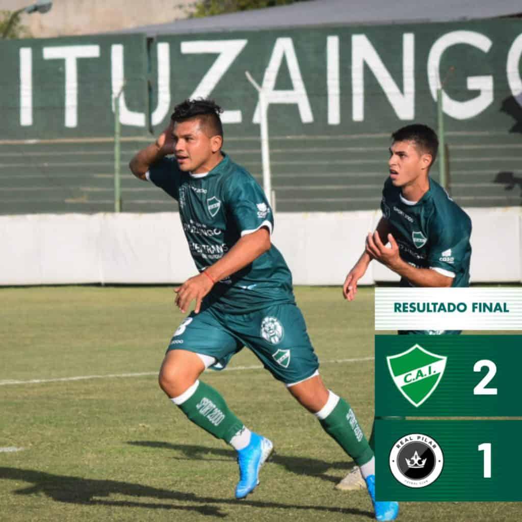 Ituzaingó logró una victoria infartante 2