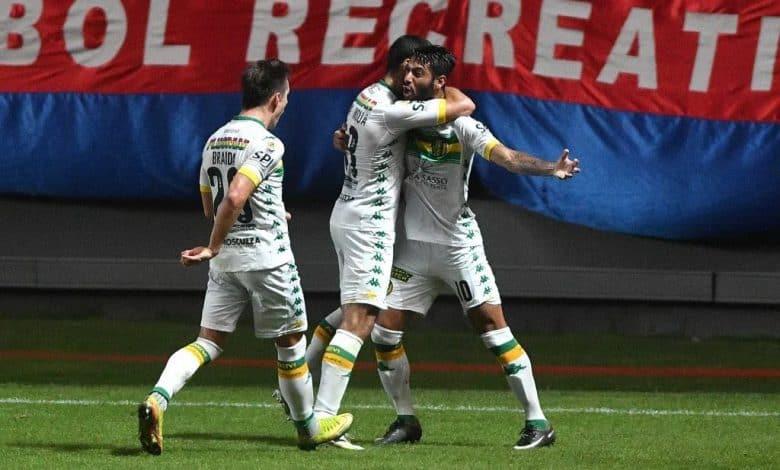 San Lorenzo sigue sin ganar en el Torneo 1