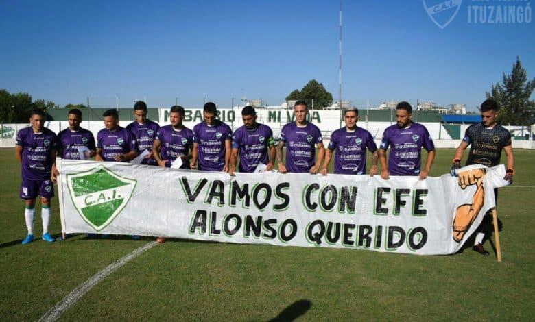 Ituzaingó va por su primera victoria en el Torneo 1