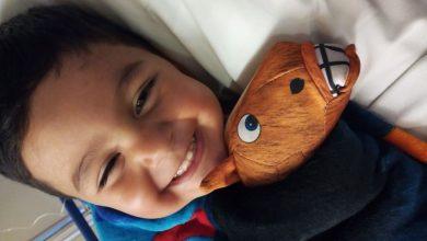 Eric recibió un nuevo corazón después de 2 años en la lista de trasplantes 1