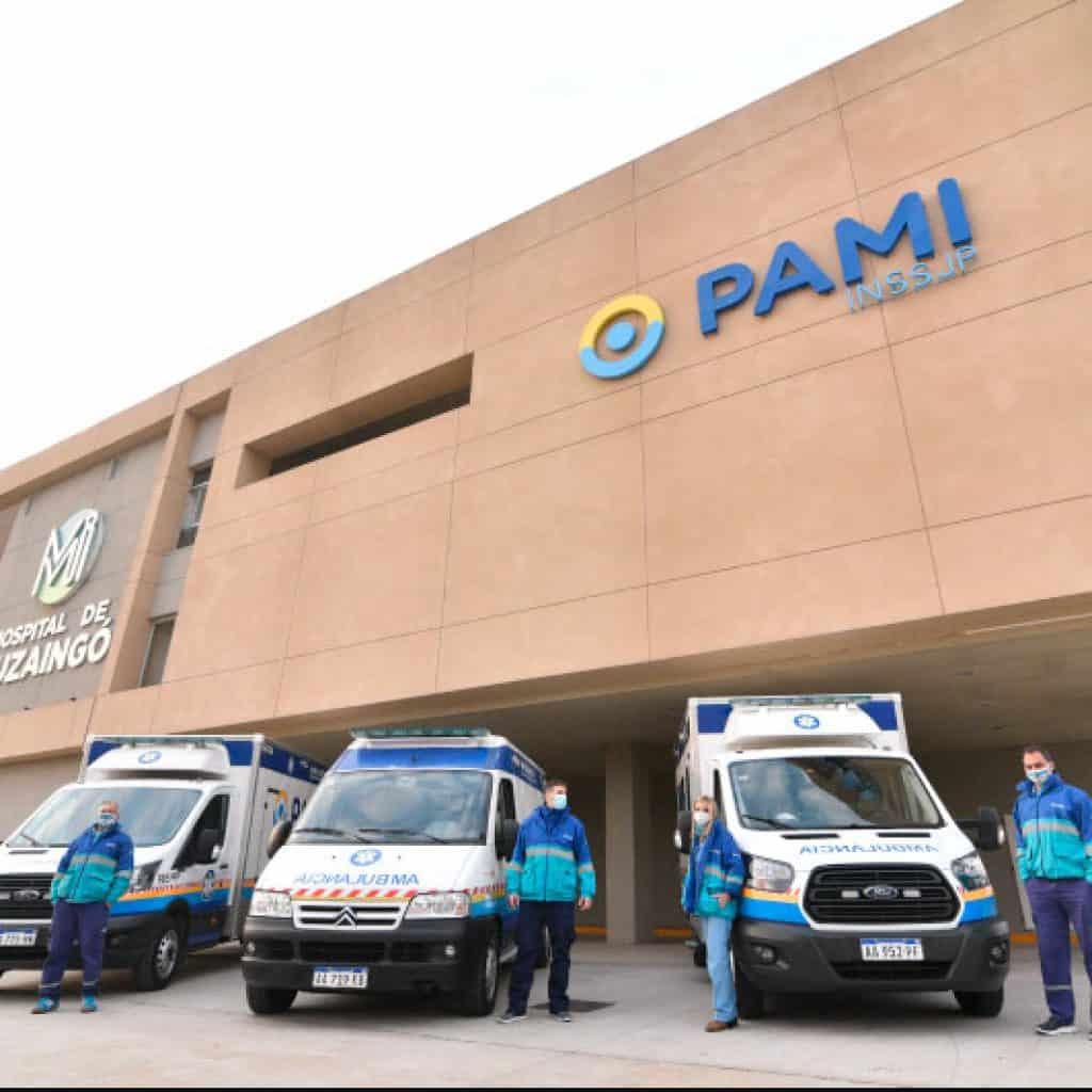 El Hospital de Ituzaingó espera la llegada de un Tomógrafo y ya atiende a afiliados al PAMI 3