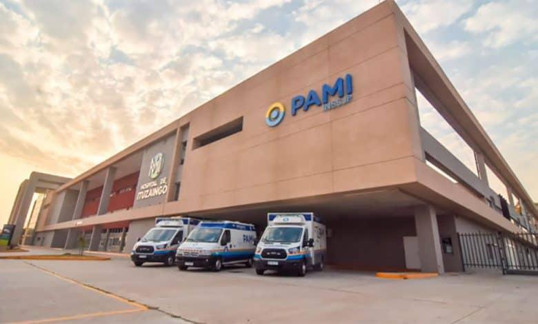 El Hospital de Ituzaingó espera la llegada de un Tomógrafo y ya atiende a afiliados al PAMI 1
