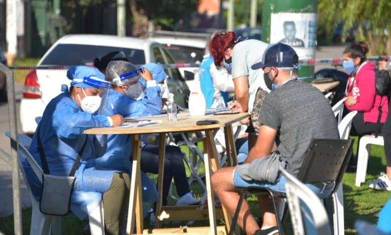 Ituzaingó: Desbordan de gente los puestos del programa Detectar y el 50% da positivo de Coronavirus 1