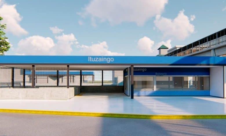 Ituzaingó: En 20 días se cierra la estación del tren y comienzan las obras de remodelación 1