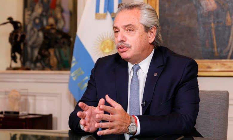 El Presidente Alberto Fernández tiene Coronavirus 1