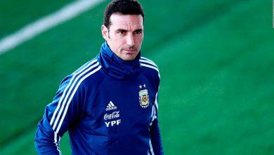 El entrenador argentino presentó la lista preliminar de la Copa América 11
