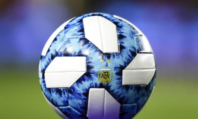 La AFA confirmó que el futbol argentino regrese a fase 1 1