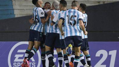 Racing sumó su primer triunfo en la Libertadores 12