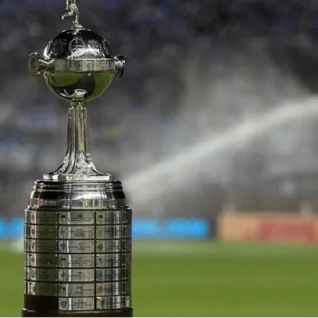 Se definieron los bombos de la Copa Libertadores 2