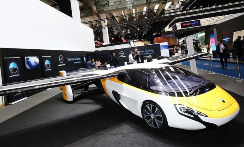 """La ficción se vuelve realidad: Primer """"auto volador"""" podría ser lanzado en 2023 2"""