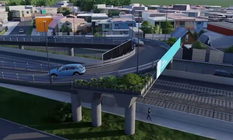 Ituzaingó: Comenzó la obra del puente que reemplazará la barrera 80 1