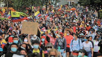 L@s jóvenes y las redes sociales los protagonistas de las protestas en Colombia 2