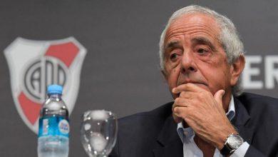 """Rodolfo D'onofrio """"sorprendido"""" por la decisión de Conmebol 1"""