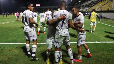 Agónica victoria de Talleres en Brasil 1