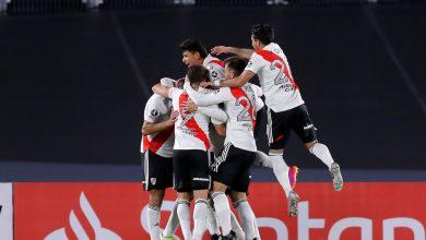 Épico triunfo de River en la Libertadores 8