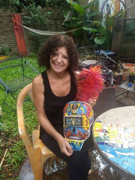 Ituzaingó: Tristeza por el fallecimiento de la artista y docente Graciela Mosches 5