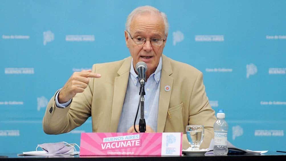 Para principios de septiembre, la Provincia de Buenos Aires tendrá vacunada a toda la población mayor de 18 años 2