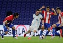 Por el pase a cuartos: la Selección enfrenta a Paraguay 21
