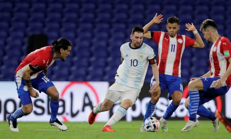 Por el pase a cuartos: la Selección enfrenta a Paraguay 1