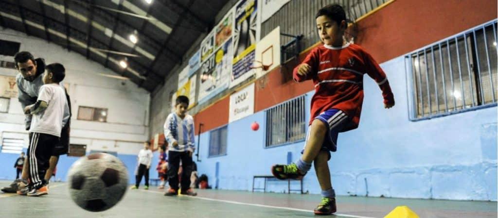 El Club Deportivo Morón incorporó nuevas hectáreas a su predio 7