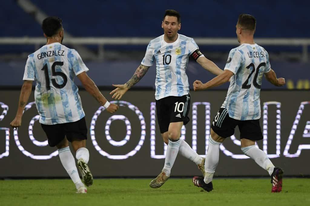 Argentina no pudo ganar en su presentación en la Copa América 2