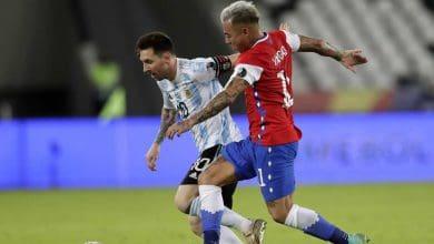 Argentina no pudo ganar en su presentación en la Copa América 4