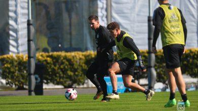 Argentina se prepara para un examen duro por Eliminatorias 6