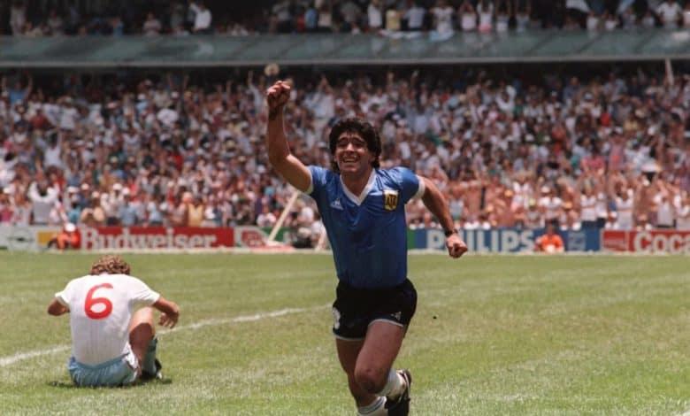 Un gol que hizo llorar a todo el pueblo argentino 1