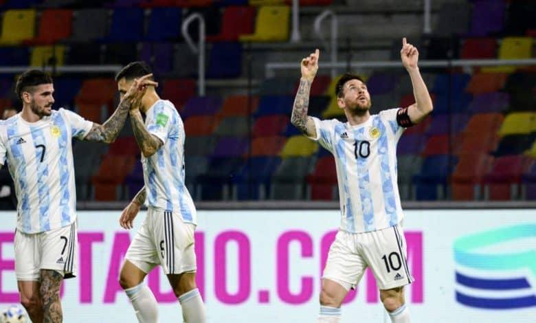La Selección dirá presente en la Copa América 1