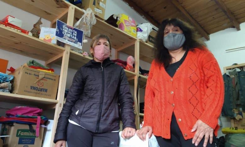 Red Cáritas: Una Capilla en Udaondo necesita donaciones para las familias del barrio 1