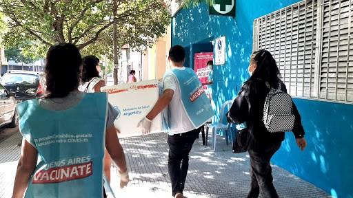 Ituzaingó: Un concejal de Cambiemos asegura que la campaña de vacunación es un éxito 2
