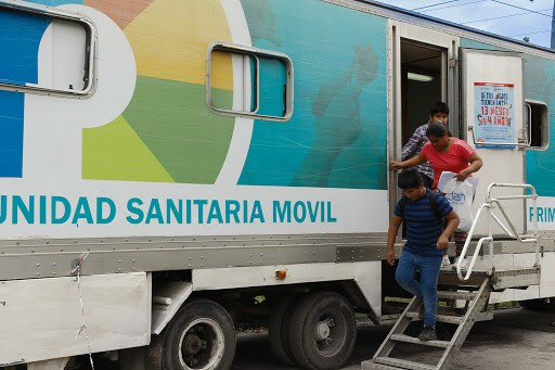 Ituzaingó: Un consultorio sanitario móvil recorre los barrios 1