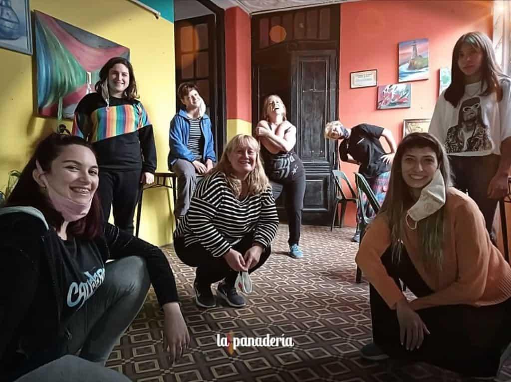 Centro Cultural La Panadería, el colectivo que llenó de arte un espacio abandonado y que resiste a los embates de la pandemia 3