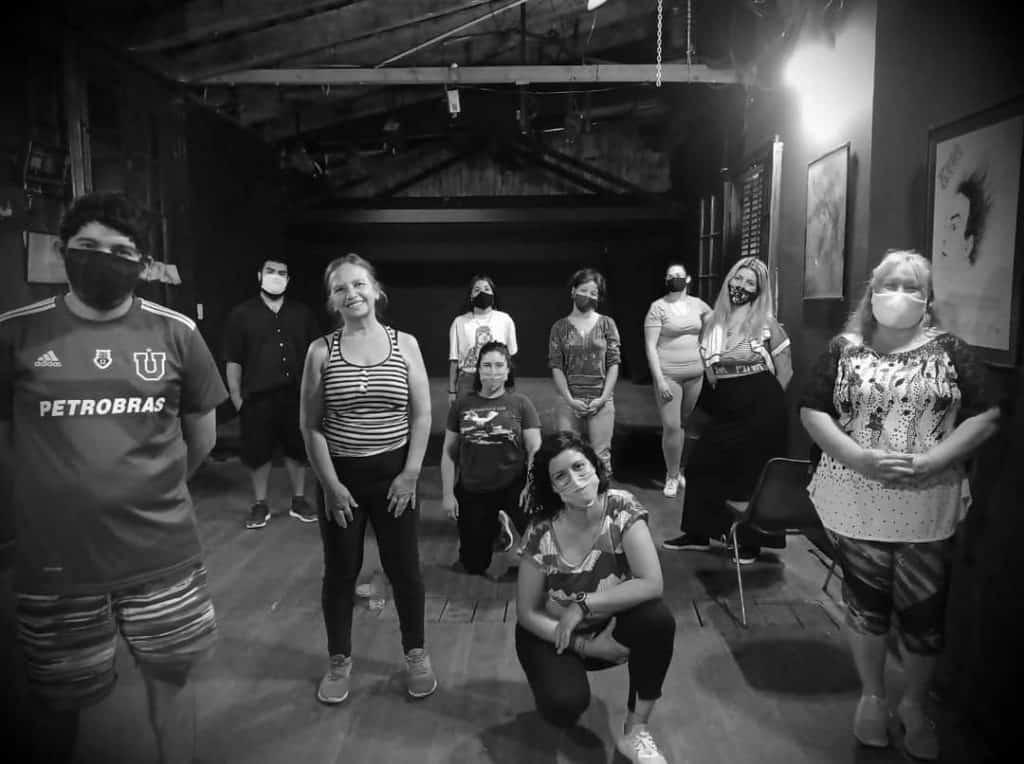 Centro Cultural La Panadería, el colectivo que llenó de arte un espacio abandonado y que resiste a los embates de la pandemia 4