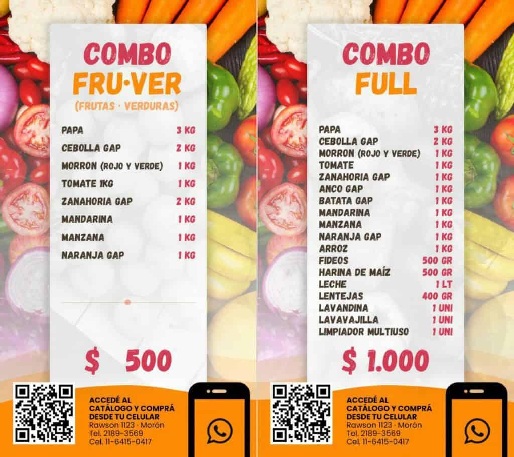 Morón: lanzan el mercadito social, un proyecto para que l@s vecin@s del distrito adquieran productos a bajo costo 2