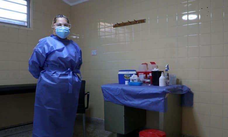 Desde mañana habrá vacunatorios en 2 estaciones del Ferrocarril Sarmiento 1
