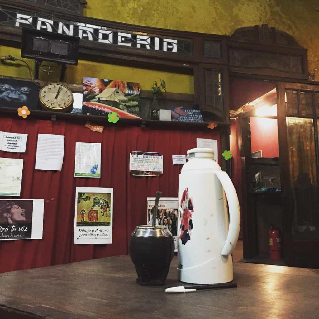 Centro Cultural La Panadería, el colectivo que llenó de arte un espacio abandonado y que resiste a los embates de la pandemia 2