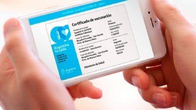 Como conseguir el certificado digital si ya estoy vacunad@ 5