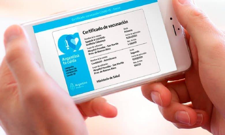 Como conseguir el certificado digital si ya estoy vacunad@ 1