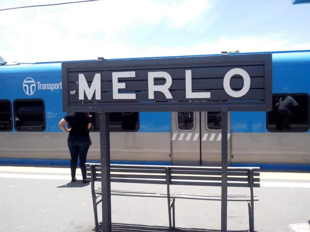 Desde mañana habrá vacunatorios en 2 estaciones del Ferrocarril Sarmiento 2