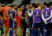 Escándalo y eliminación de Boca por Copa Libertadores 21
