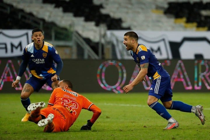 Escándalo y eliminación de Boca por Copa Libertadores 2