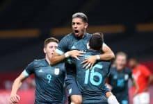 Argentina consiguió su primer triunfo en Tokio 21