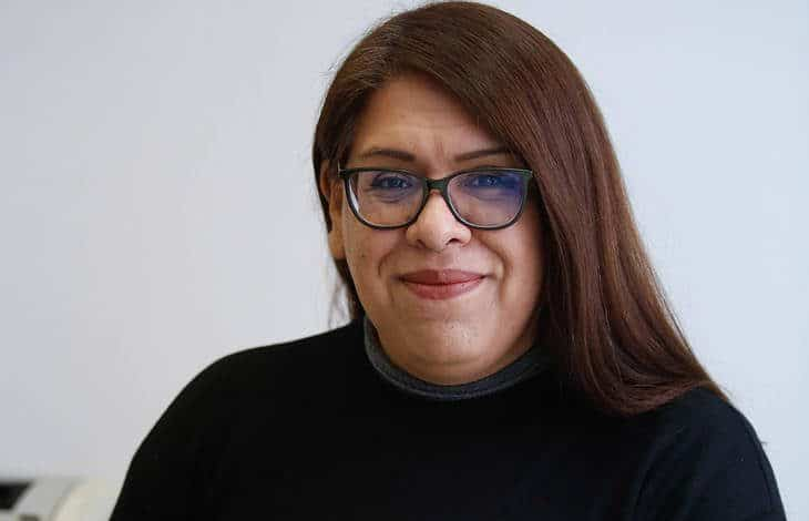 Alba Rueda Portada