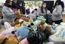Morón: comenzó la campaña de colecta de juguetes para niñ@s del distrito 15