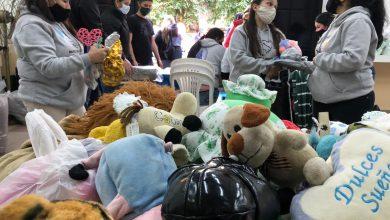 Morón: comenzó la campaña de colecta de juguetes para niñ@s del distrito 7