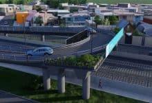 Mañana comienza el montaje de los puentes de la Barrera Ochenta 20